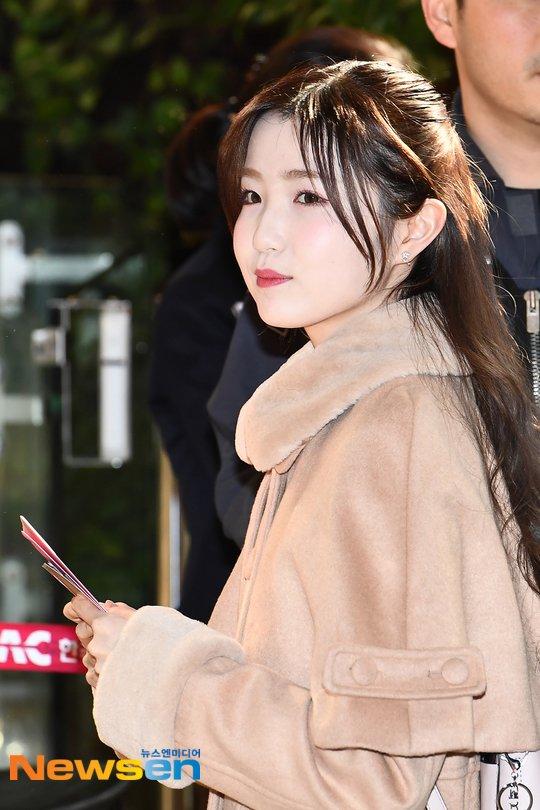 아이즈원 이채연 장원영 조유리 최예나 히토미, 오늘 공항 new [37