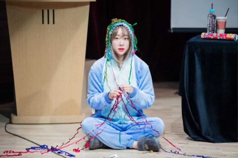우주소녀 팬사인회