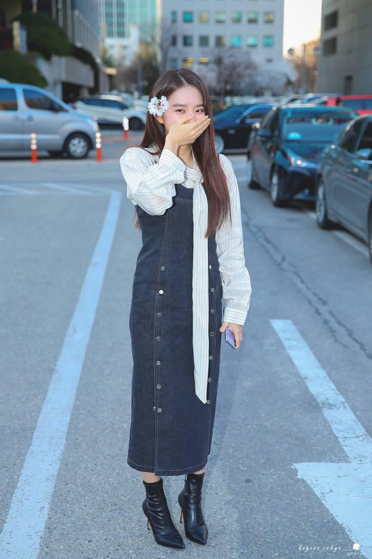 김소혜 - 20200401 제작발표회